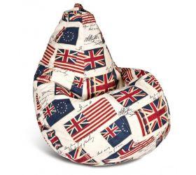Кресло-мешок Британский Флаг