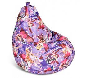Детское кресло-мешок Винкс