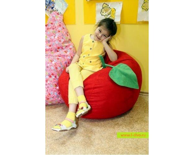 Кресло-мяч Яблоко