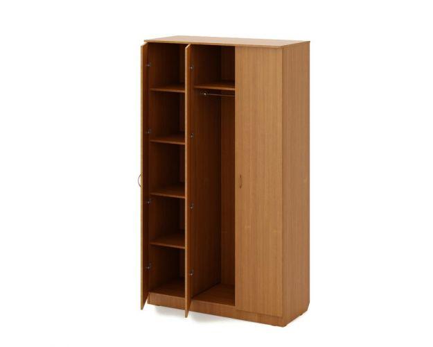 Шкаф распашной 3-х створчатый