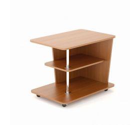 Журнальный стол №2 (Бук темный)