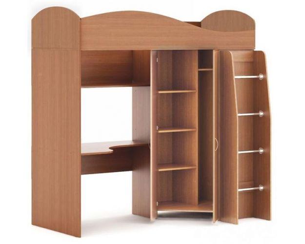 Кровать чердак Детская №1