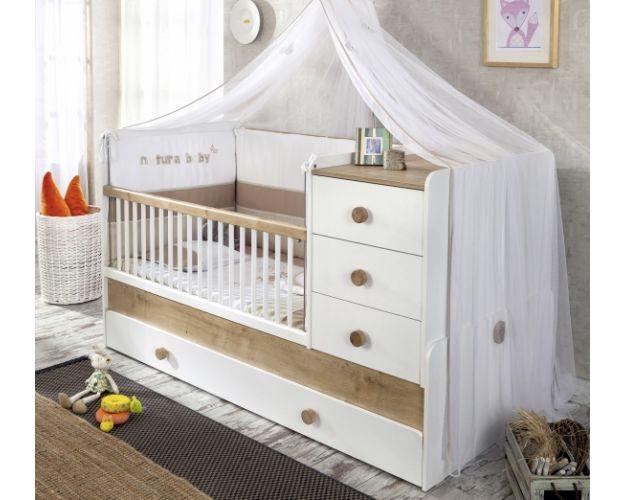 NATURA BABY Детская кровать-трансформер