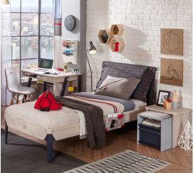 TRIO Кровать односпальная