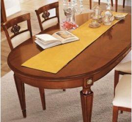 Деревянные столы на кухню
