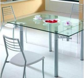 Стеклянные столы и МДФ