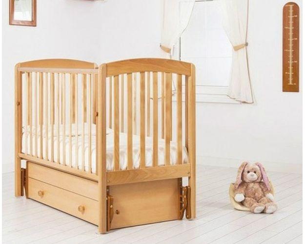 Детская кроватка с универсальным маятником Чуча