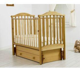 Детская кроватка Людмила (с универсальным маятником)