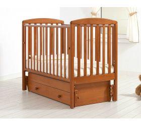 Детская кроватка Полина (универсальный маятник)
