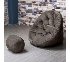 Кресло ОУСТЕР (Велюр 45)