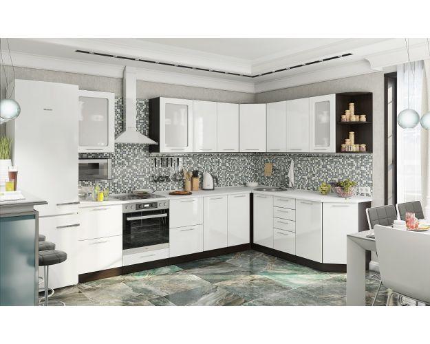 Кухня Максимус-15 2800х2100 мм