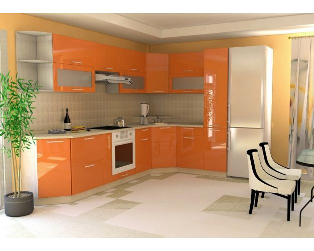Кухня Максимус-22 3100х1800 мм