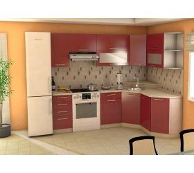 Кухня Максимус-24 2400х1700 мм