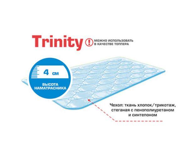 Наматраcник Trinity - купить в Москве по цене ? 2 990,00 руб.