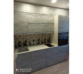 Модульная кухня Бронкс доломит