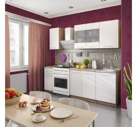 Прямые готовые кухонные гарнитуры
