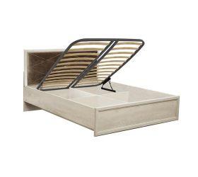 Кровать двуспальная с ПМ Сохо