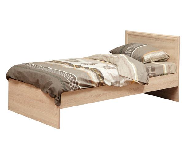 Кровать односпальная 21.55 Фриз с настилом