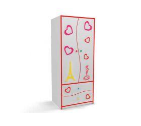 Шкаф для девочек Соната Kids