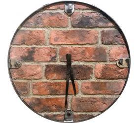 Часы настенные NT102 RED BRICK