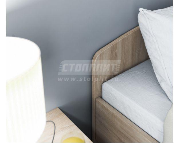 Кито СБ-2227 Кровать универсальная 800 Дуб Сонома