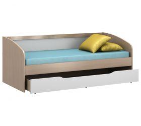 Кровать с ящиком Дакота СБ-2093