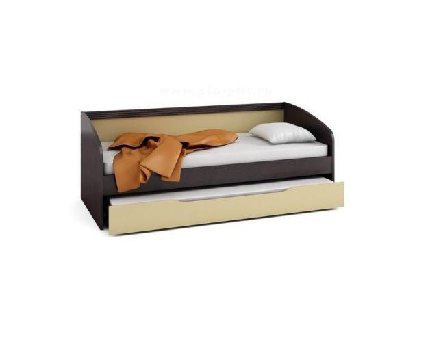 Кровать с ящиком Дакота СБ-1905