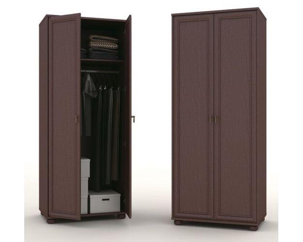 Шкаф 2 дверный Верди СБ-1438