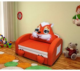 Детский диван Лисичка