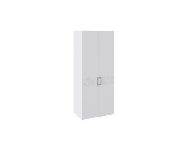 Шкаф для одежды с 2 глухими дверями Скарлет