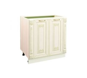 Напольный шкаф с колоннами 71.62 Оливия