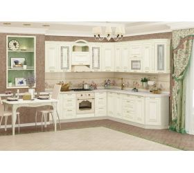 Кухонный гарнитур Оливия комплектация 2