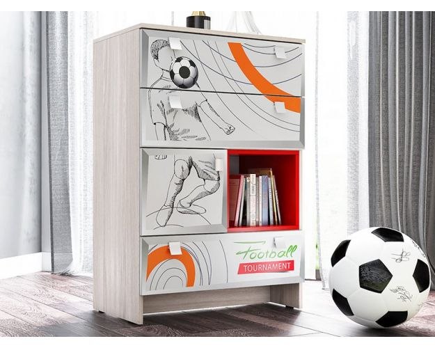 Комод для детской Футбол