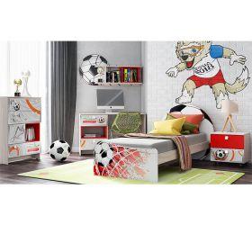 Кровать для детской КР-33 Футбол