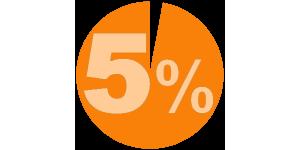 Новоселам - скидка 5% на все товары!