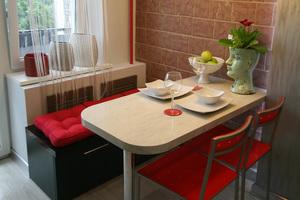 Кухонные обеденные зоны