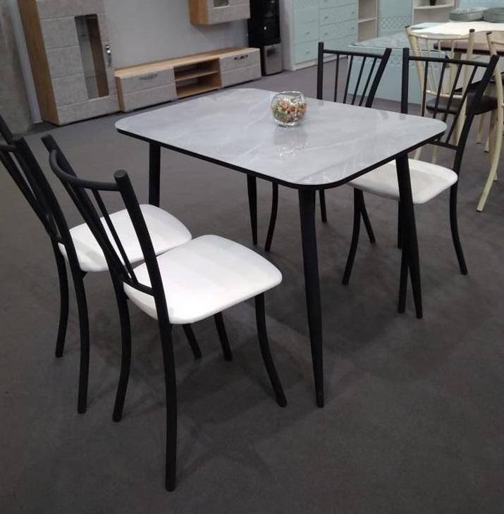 Стол бетон обеденный форма для печатного бетона купить в леруа мерлен