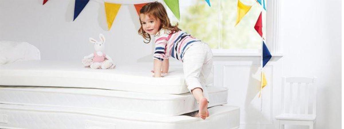 как подобрать матрас для ребенка