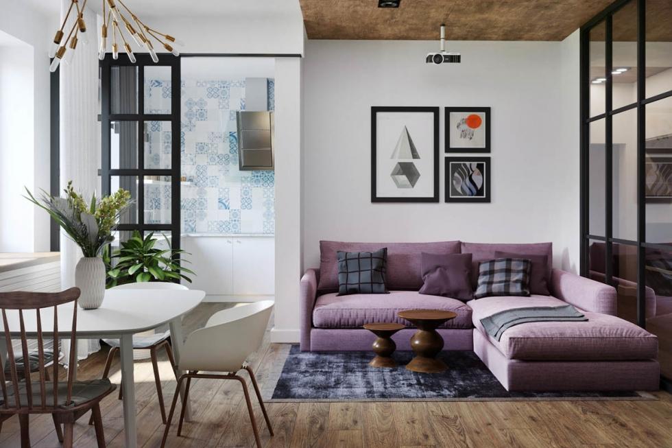 выбрать мебель в остиную